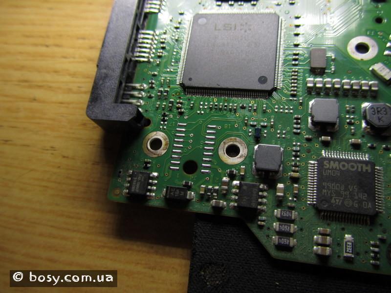 І знову ремонт HDD 003