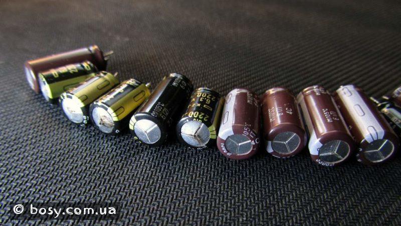 Вздуті конденсатори 18